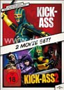 KICK-ASS 1&2 (2DVD)