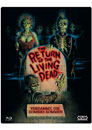 RETURN OF THE LIVING DEAD (Blu-Ray) (2Discs) - FuturePak - mit 3D-Lenticular Cover