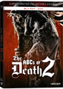 ABCs OF DEATH 2, THE  (Blu-Ray+DVD) (2Discs) - Mediabook - Uncut