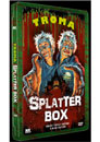 TROMA SPLATTER BOX - 3D Metalpak Edition (4DVD) - Uncut ( Rabid Grannies, Bloodsucking Freaks & Redneck Zombies)