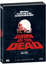 DAWN OF THE DEAD (Blu-Ray) - 4-Disc Mediabook - Limited 666 Edition (4 Schnittfassungen)